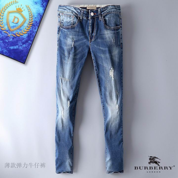 Burberry long jeans man 28-38-010