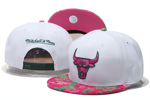 Chicago Bulls hats-141