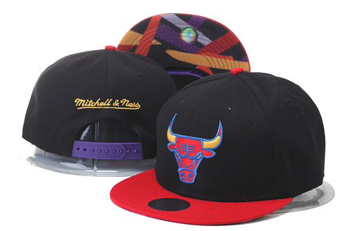 Chicago Bulls hats-143