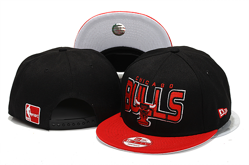 Chicago Bulls hats-145