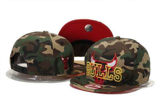 Chicago Bulls hats-154