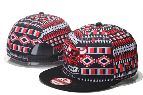 Chicago Bulls hats-156