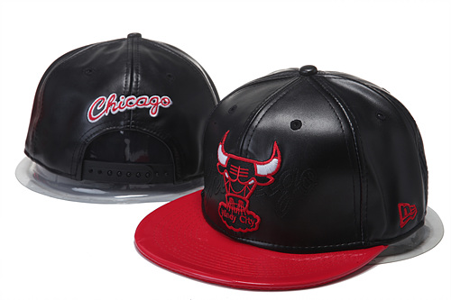 Chicago Bulls hats-157