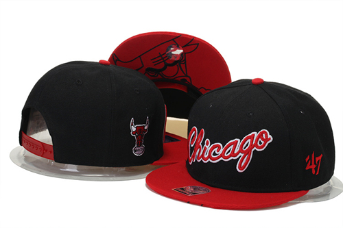 Chicago Bulls hats-165