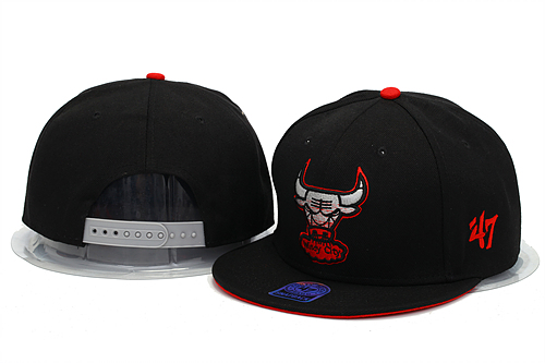 Chicago Bulls hats-166