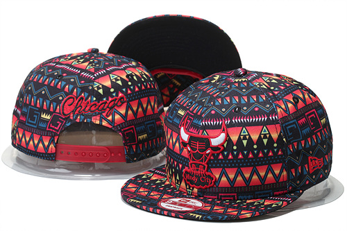 Chicago Bulls hats-168