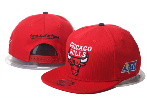 Chicago Bulls hats-172