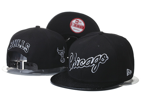 Chicago Bulls hats-173