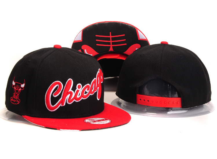 Chicago Bulls hats-176