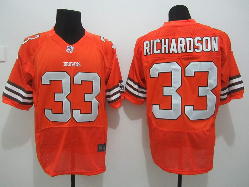 Cleveland Browns elite jerseys-002