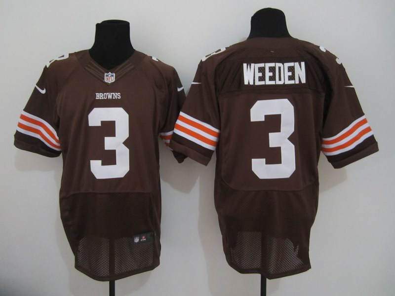 Cleveland Browns elite jerseys-022
