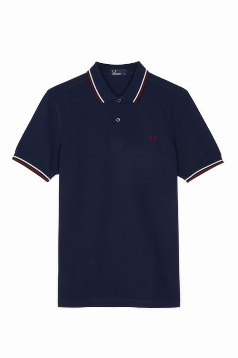 Fred Perry short lapel T man S-3XL-005