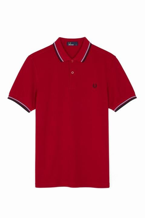 Fred Perry short lapel T man S-3XL-006