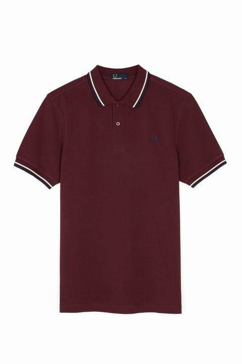 Fred Perry short lapel T man S-3XL-008