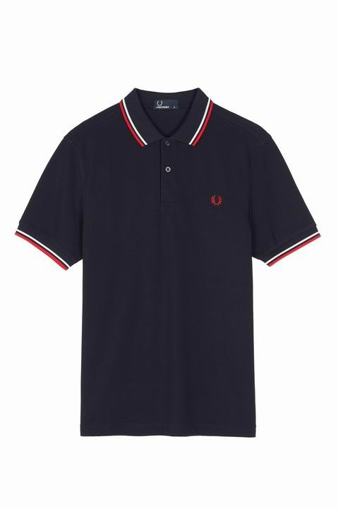 Fred Perry short lapel T man S-3XL-009