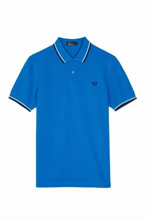 Fred Perry short lapel T man S-3XL-011