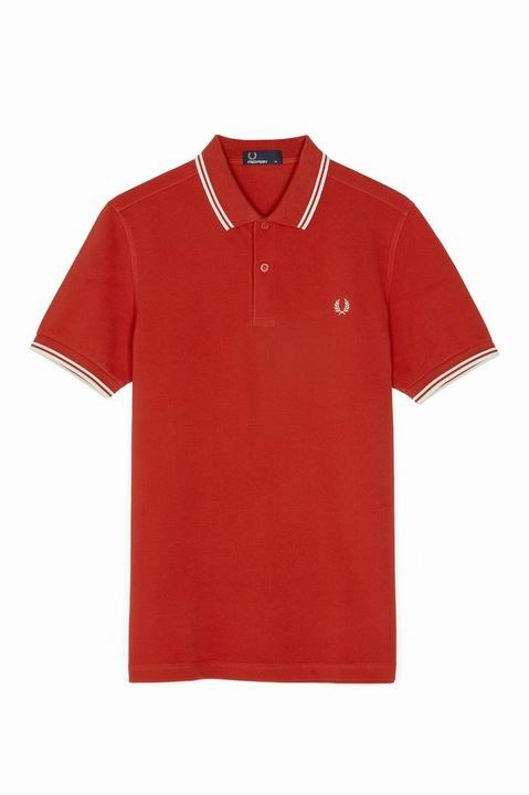 Fred Perry short lapel T man S-3XL-014