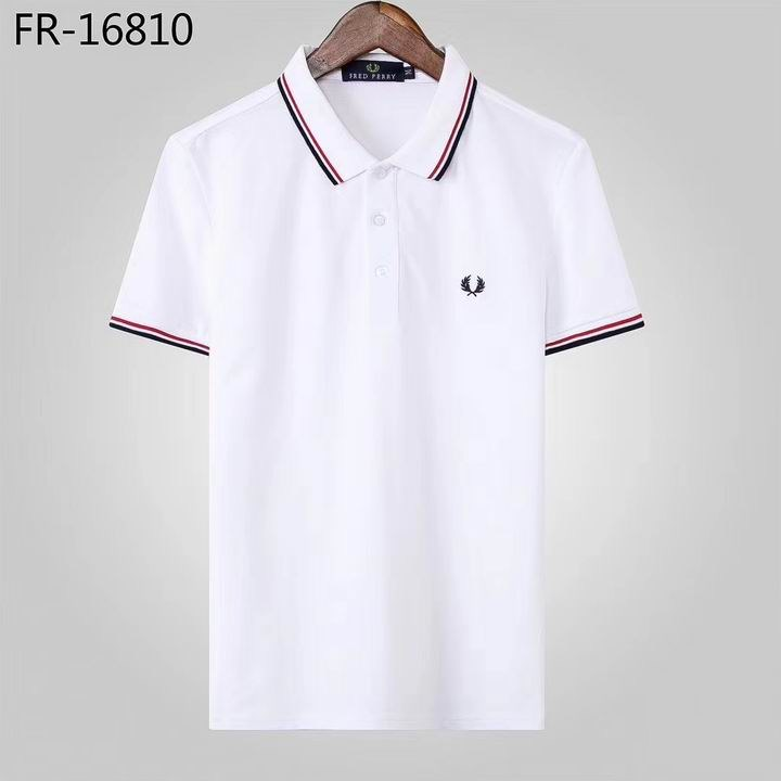 Fred Perry short lapel T man S-3XL-015