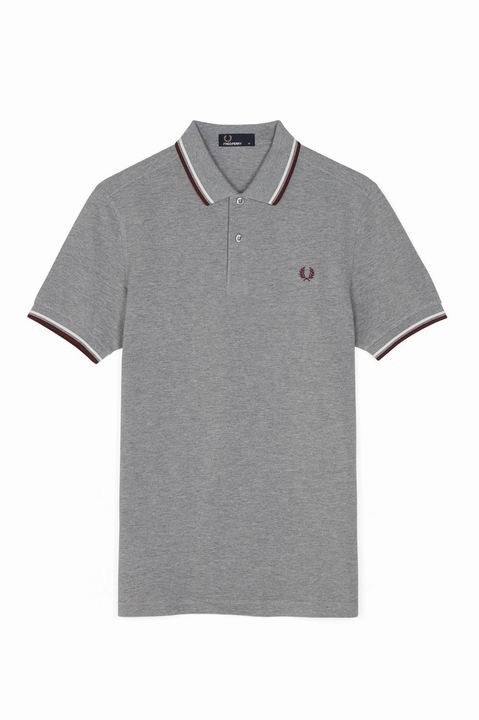 Fred Perry short lapel T man S-3XL-016
