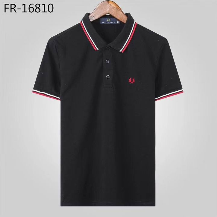 Fred Perry short lapel T man S-3XL-017