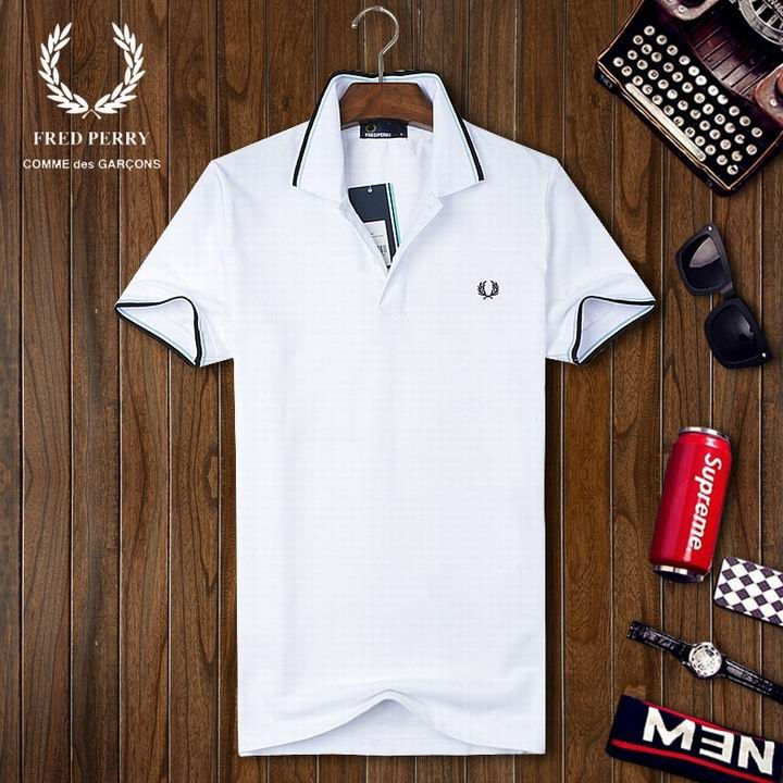 Fred Perry short lapel T man S-3XL-029