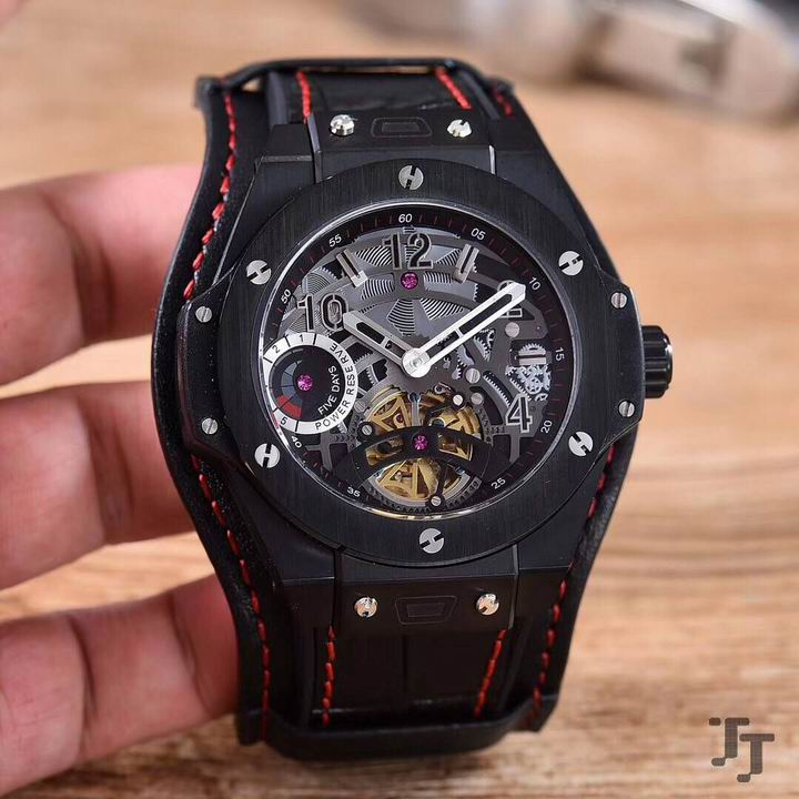 Hublot watch man-548